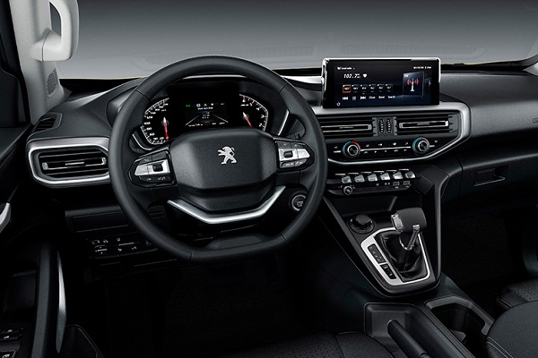 Interior Peugeot Landtrek