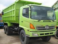 jal dump truck seken