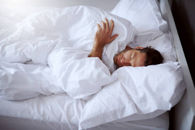 Sleeping is important to health