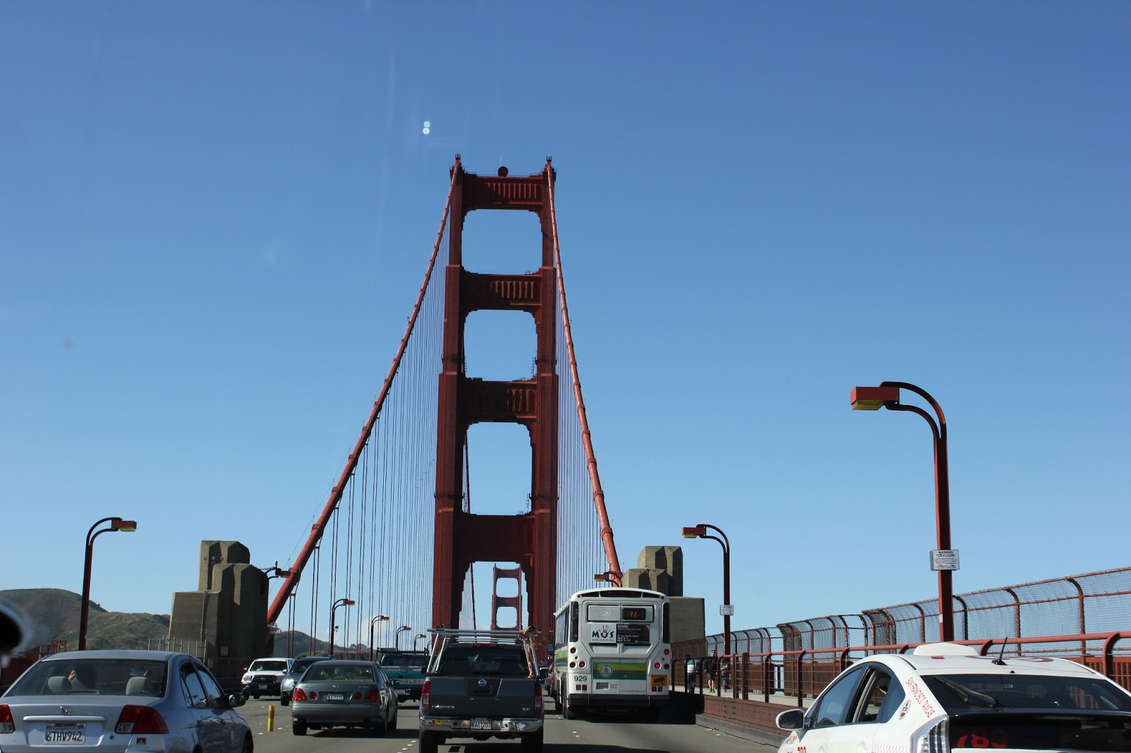 Zeitumstellung San Francisco