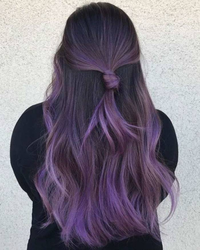Fashionable hair colors in 2020