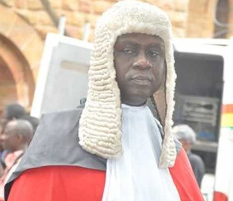 Nana Addo Nominates Anin Yeboah As New Chief Justice