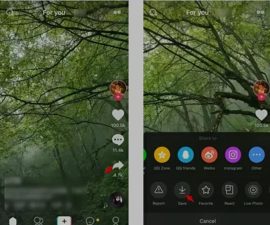 Cara Menghilangkan Watermark TikTok di Android 4