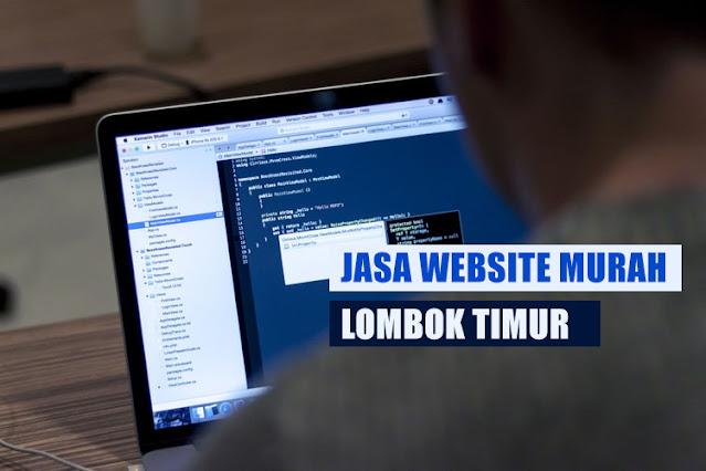 Jasa Pembuatan Website di Lombok Timur