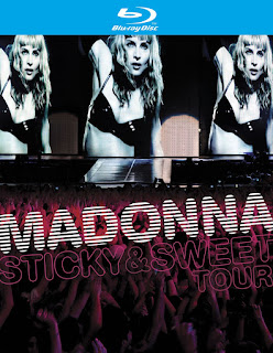 Madonna: Sticky and Sweet Tour [BD25]