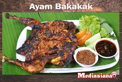 Ayam Bakakak Khas Sunda