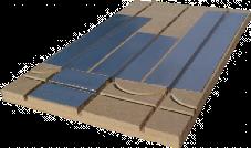 plancher chauffant Caleosol eco+ chez Matériaux Naturels de Lorraine