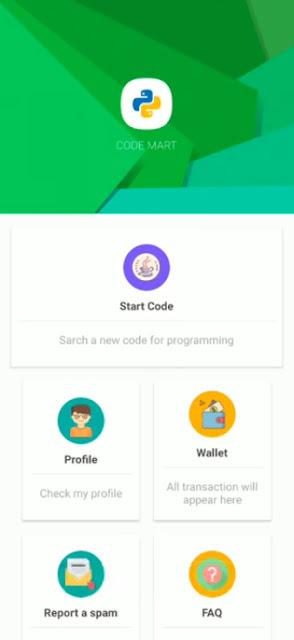 Code Mart Earning App