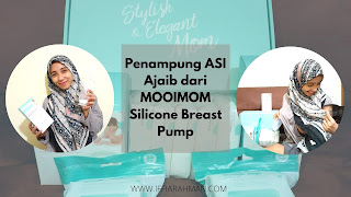 Penampung ASI recommended