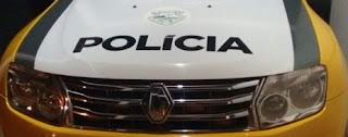 Nova Tebas: Jovem embriagado bate motocicleta em carro estacionado