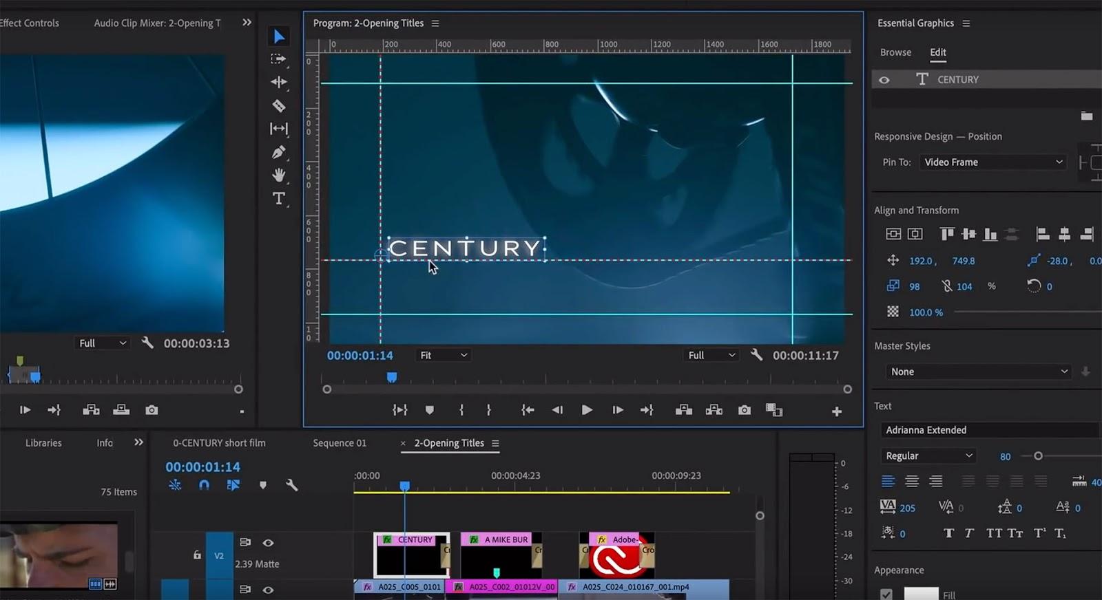 Adobe Premiere Pro CC 2019 v13.1.3.44 (64 Bit) Full Version - Get ...