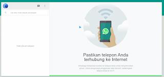 WhatsApp-Web-SS WhatsApp for PC terbaru Mei 2018, versi 0.2.9229 Technology