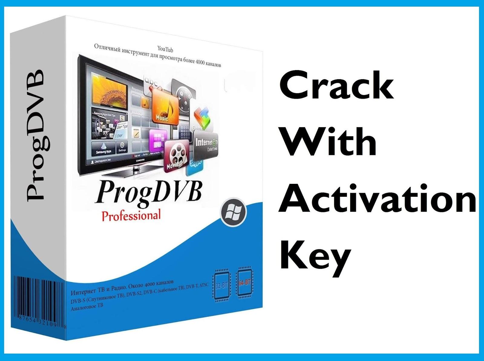 progdvb professional 7.26 crack