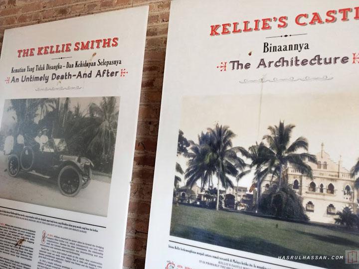 Sejarah Kellas House - Istana Kellie di Batu Gajah
