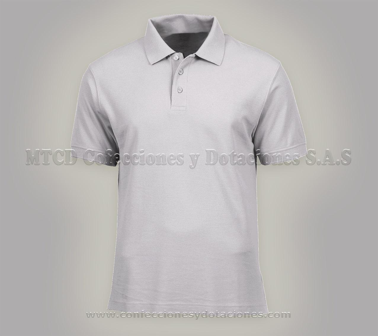 Camisas polo de dotacion para hombre y mujer