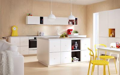 Keistimewaan Model Lemari Dapur Terbaru di IKEA