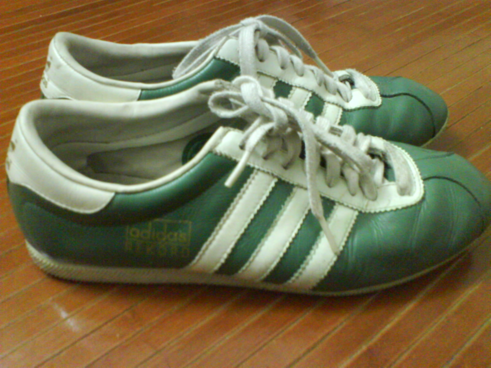 Why Bundle: Adidas Rekord Shoes(SOLD)