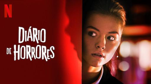 Série da Netflix Diário de Horrores