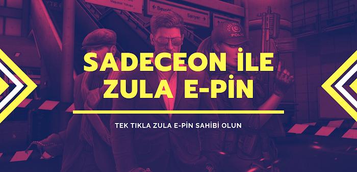 Sadeceon İle Zula E-pin Yükleme Sizlerle