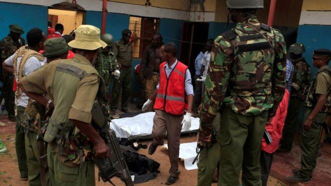 Al-Shabab 'kills Christians' in Kenya's Mandera town
