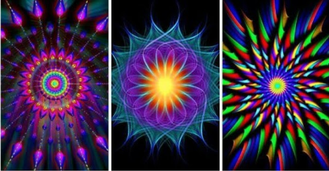 Elige un mándala cósmico y sabrás tu guía espiritual