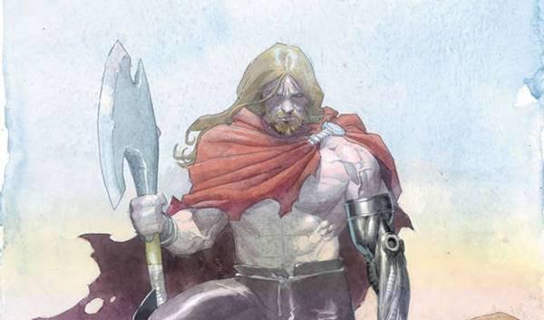 apa itu  Jarnbjorn adalah senjata thor terkuat
