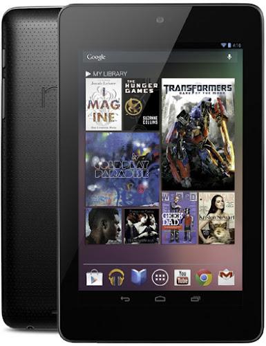 Asus Google Nexus 7-photo