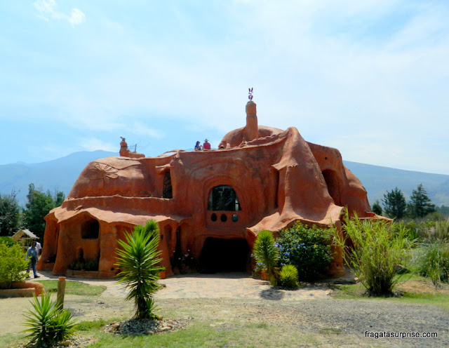 Casa Terracota, Villa de Leyva, Colômbia