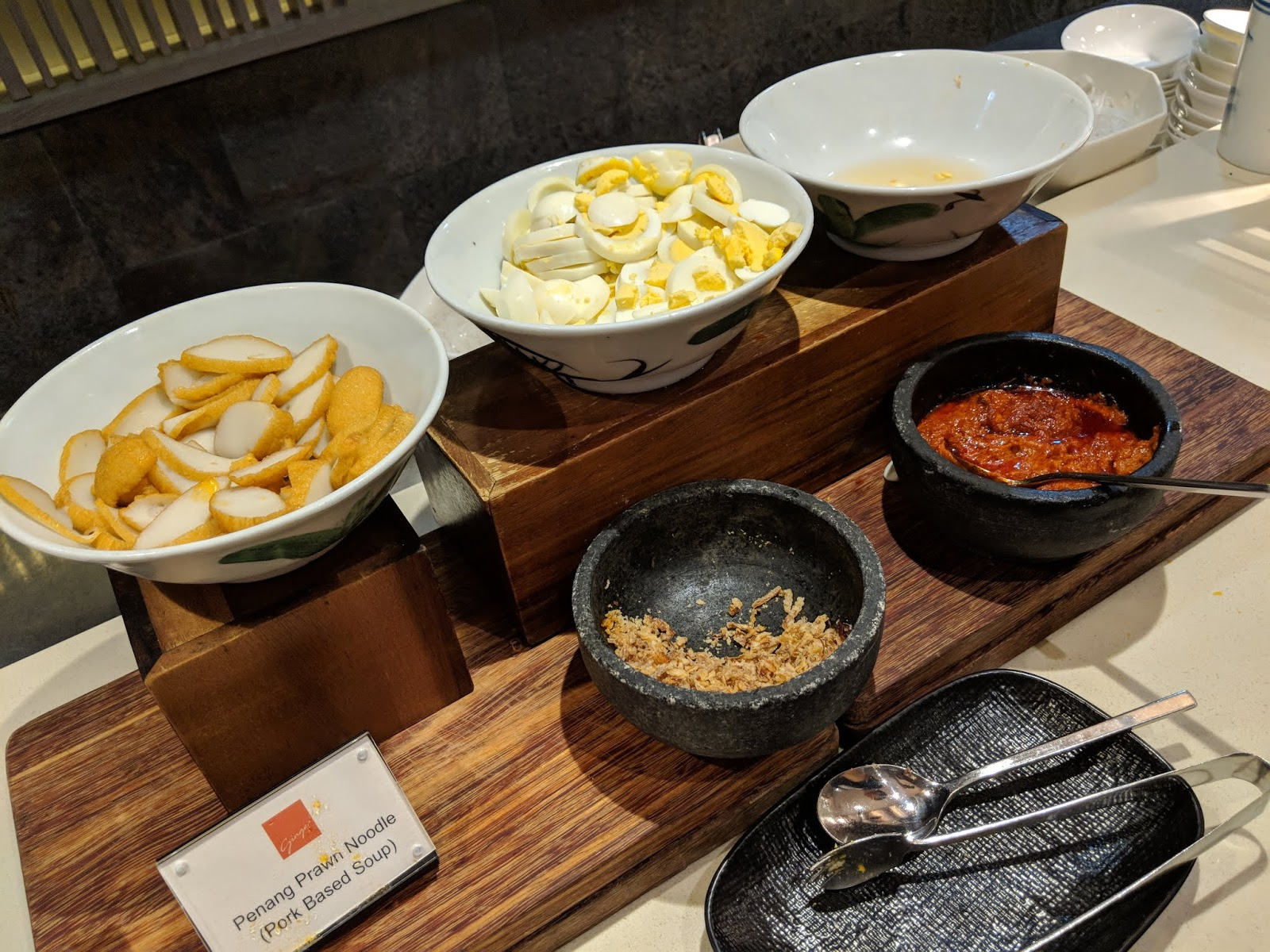 Review Buffet At Ginger Parkroyal On Beach Road: Ginger At Park Royal Beach Road Buffet
