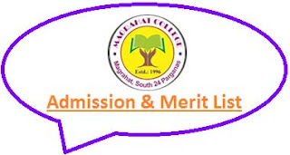 Magrahat College Merit List