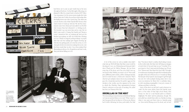 Insight Editions Kevin Smith's Secret Stash The Definitive Visual History interiors