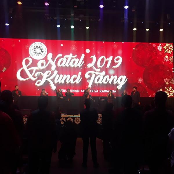 Mengangkat Kembali Akar Budaya Minahasa Melalui Ibadah Natal 2019 & Perayaan Kunci Taong