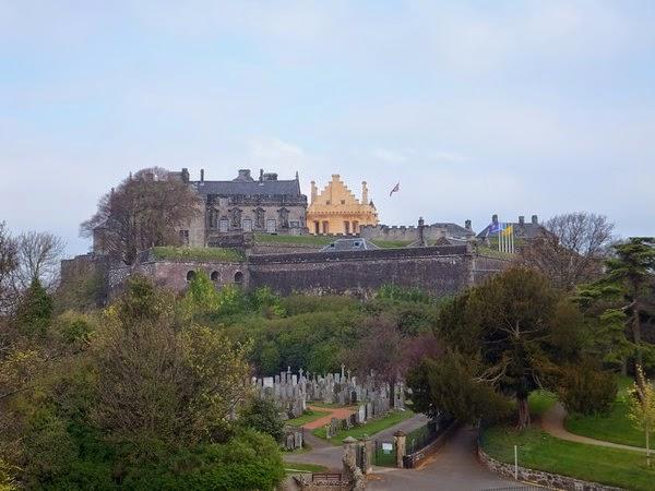 Stirling écosse scotland château castle
