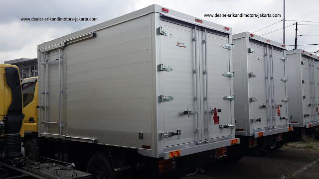 box alumunium super deluxe colt diesel 2019