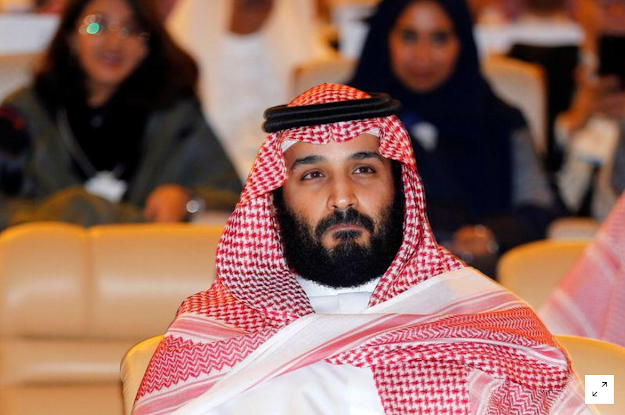 Breakingviews - Review: #MbS, #SaudiArabia's sharpest prince - Reuters