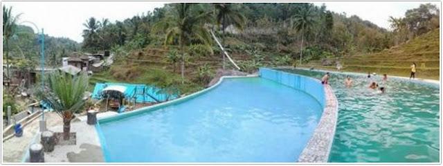 Pemandian air panas Tirta Husaha;10 Top Destinasi Wisata Ponorogo