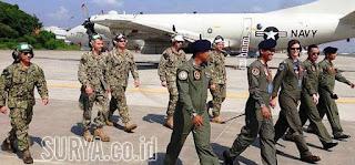 TNI AL dan AL AS