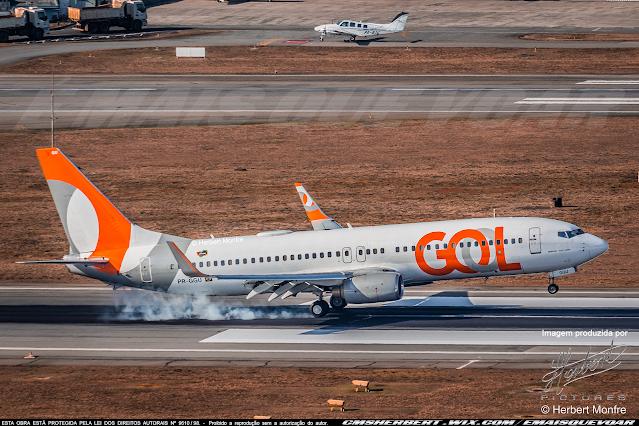 GOL (GOLL4) é certificada pela ANAC por maior performance na pista de Congonhas  – CLIQUE E LEIA MAIS em É MAIS QUE VOAR. Desde 2008. Um Website sobre Aviação | Investimento | Notícias | Viagem | Turismo | Fotografia | Eventos | Emprego