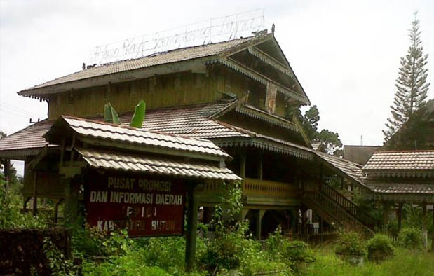 4500 Gambar Rumah Adat Sulawesi Tenggara HD