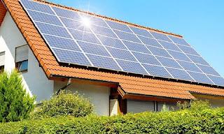 مجمعات الطاقة الشمسية الحرارية