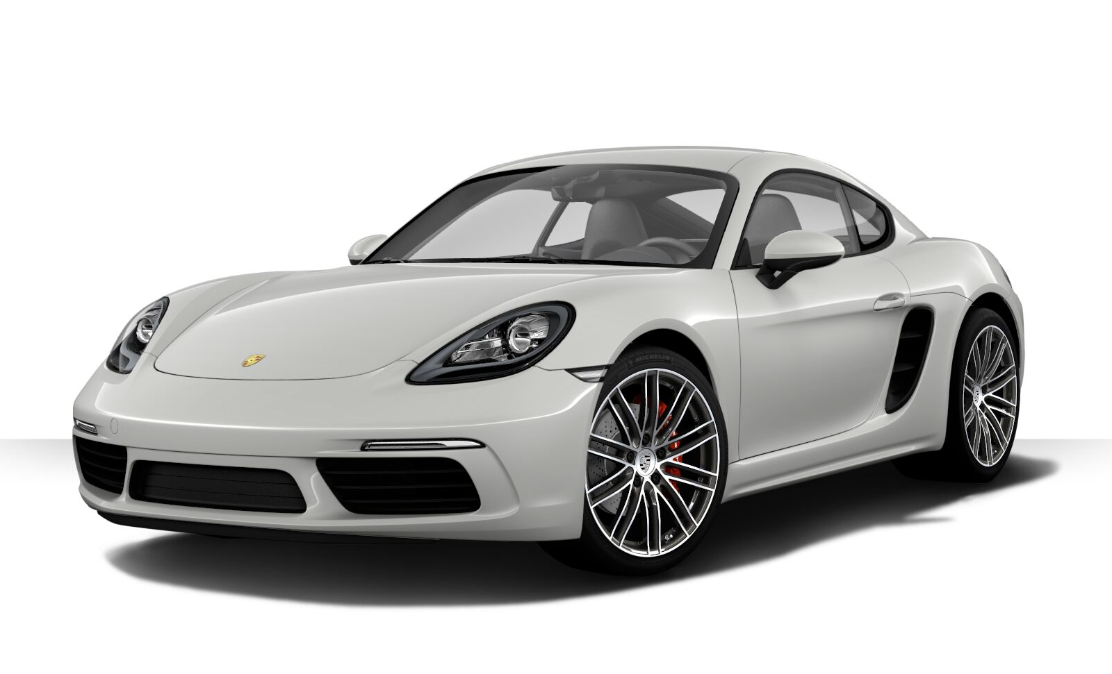 Porsche 718 Cayman 2018 Couleurs Colors
