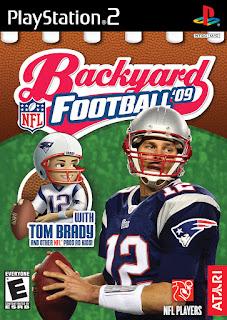 Backyard Football 09 PS2 ISO Download