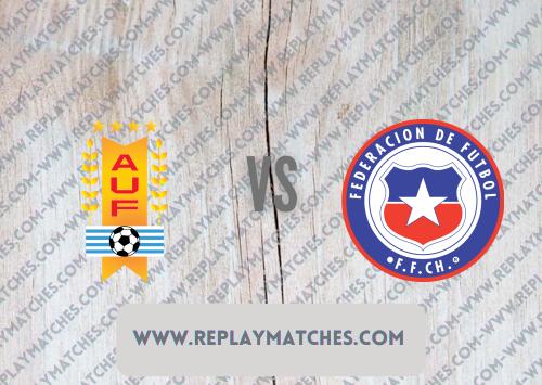 Uruguay vs Chile -Highlights 21 June 2021