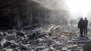 اشتباكات عنيفة في إدلب.. وقوات النظام السوري تسيطر على مناطق جديدة
