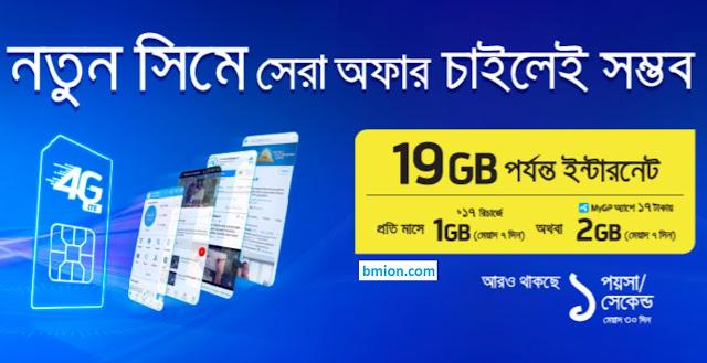 Grameenphone-Gp-New-SIM-Offer-2021-1GB-Free-1GB-17Tk