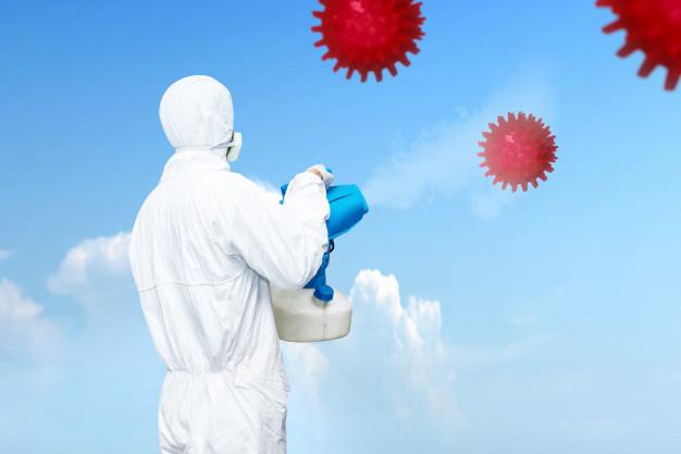 Dịch vụ phun khử trùng sát khuẩn tại nhà ở, căn hộ
