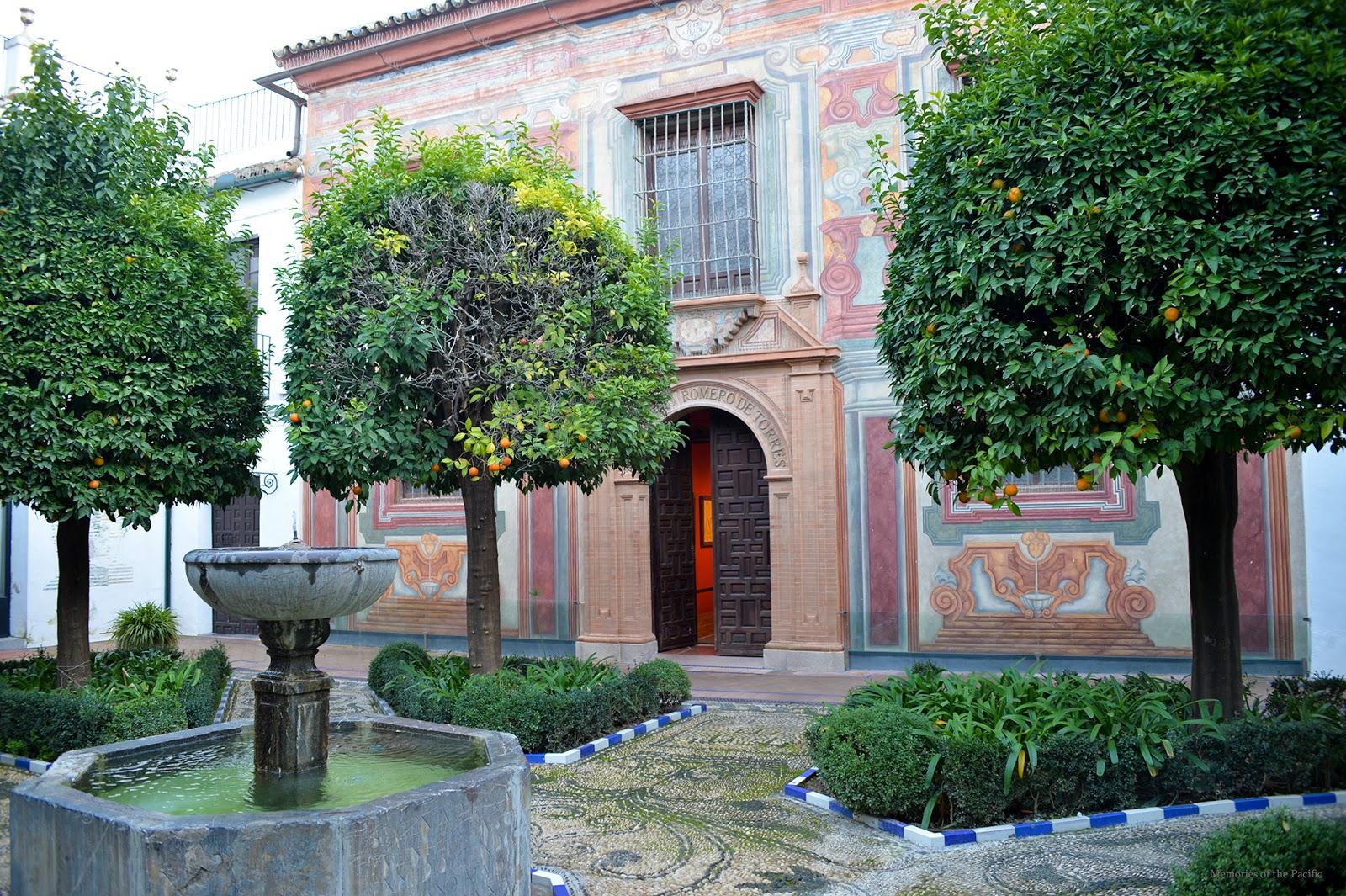 museo romero de torres cordoba