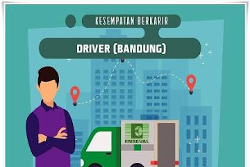Lowongan Kerja Driver Enseval Bandung
