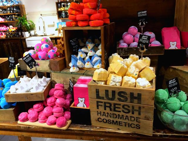 Lush Bath Ballistics