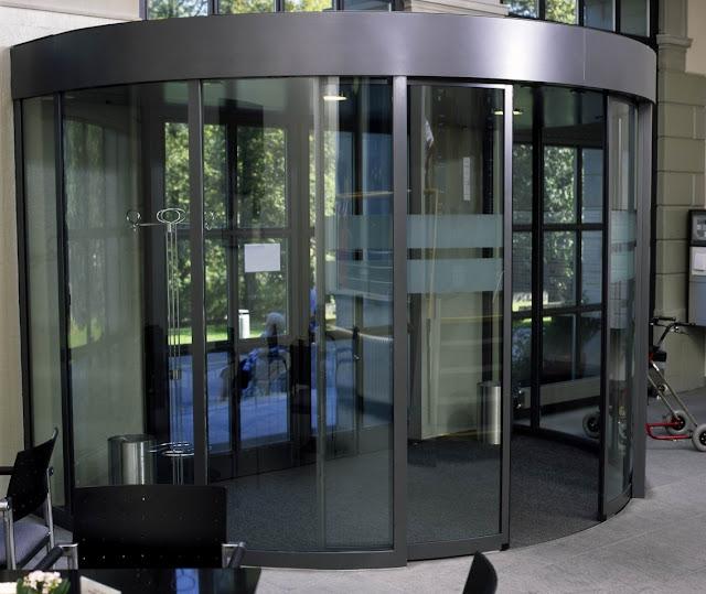 Telescopic Sliding Automatic Doors